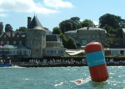 Cowes-week-marker-buoy
