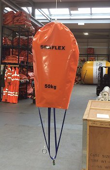 Air lift bag number 30,000 from Seaflex